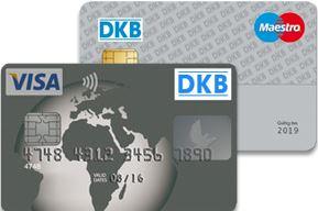DKB-Visa-Kreditkarte