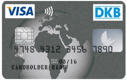DKB Kreditkarte Work and Travel